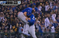 Jake Arrieta goes the distance & Cubs advance to NLDS