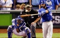 Mini Bautista does it again: Times Jose Bautista's game tying home run