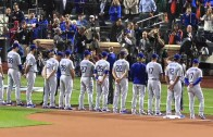 Mets fans react when Dodgers Chase Utley introduced at Citi Field