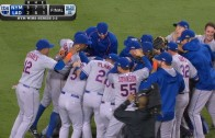 New York Mets advance to the NLCS to face the Chicago Cubs