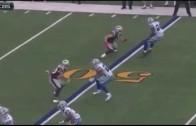 Patriots WR Julian Edelman breaks Mo Claiborne's ankles