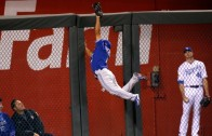 Ben Revere makes the catch of his life