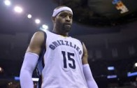 Father time catching up with Vince Carter? VC blows dunk attempt