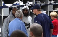 Dez Bryant curses out reporters in Cowboys locker room!