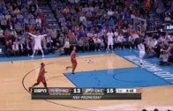 Dion Waiters misses easiest layup ever
