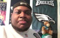 "Eagles fan ""EDP"" goes on epic rant about Eagles smack down to the Bucs"