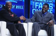 Deion Sanders walks off set when Michael Irvin says Cowboys are best in NFC East