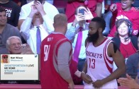 JJ Watt wants to check in for the Houston Rockets