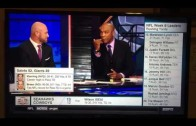 """NFL analyst says """"Carolina Panthers come right in your mouth"""""""