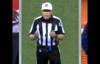 NFL ref changes call while announcing his decision