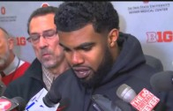 "Ohio State RB Ezekiel Elliott says ""no chance"" he returns to Buckeyes"