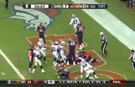 Absolute Beast: Khalil Mack records 5 sacks against the Denver Broncos