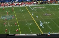 Phantom offside call in North Carolina vs Clemson game? You be the judge