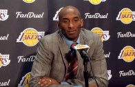 Kobe Bryant retirement press conference (Full Press Conference)