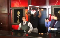 Russell Westbrook dunks on employees during breaks in Foot Locker commercial