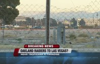 Could the Oakland Raiders be headed to Las Vegas?