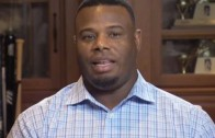 Ken Griffey Jr. speaks on joining the Hall of Fame with MLB Tonight