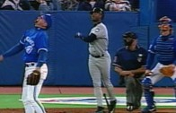 Throwback Thursday: Ken Griffey goes upper tank in the Skydome from 1990