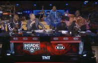 """Shaq & Kenny Smith play """"Egg Roulette"""" while Von Miller watches"""