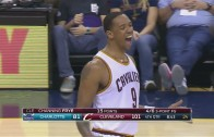 Channing Fyre is loving life in Cleveland