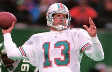 Dan Marino tells football stories & talks Super Bowl 50