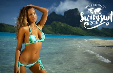 Dime View: Sports Illustrated swimsuit Teaser 2016