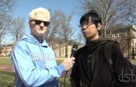 Duke fan tricks North Carolina students on liking Duke basketball