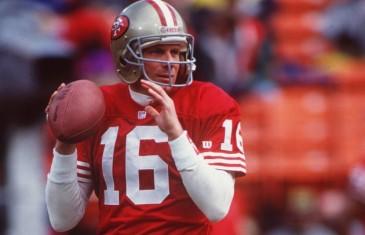 Joe Montana tells his famous John Candy Super Bowl story & more