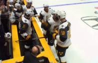 John Scott scores breakaway goal in the NHL All Star game