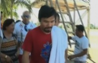 Manny Pacquiao tries to explain his homophobic comments
