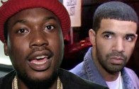 Drake throws a shot at Meek Mill during NBA All Star Celebrity intro