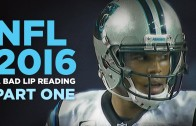 "NFL ""Bad Lip Reading"" 2016 Part 1"