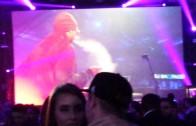 Snoop Dogg bumping Al Green at All Star Weekend 2016