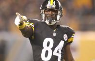Steelers WR Antonio Brown responds to Bengals CB Adam Jones