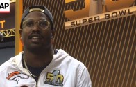 "Von Miller is ""blind as a bat"" and nearsighted"