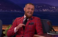 Conor McGregor speaks on being a plumber