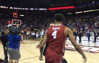 Buddy Hield & Oklahoma celebrate too soon in WVU loss