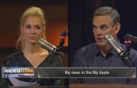 Colin Cowherd speaks on MMA being legal in New York after almost 20 years