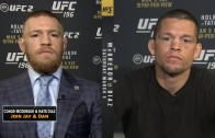 Conor McGregor & Nate Diaz go off on Fox Sports Live