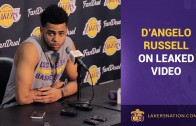 D'Angelo Russell apologizes for leaked Nick Young video
