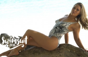 Dime View: Ronda Rousey nude body painting video