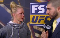 """Ronda Rousey vs Holly Holm fight gets """"Street Fighter"""" treatment"""