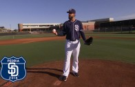 James Shields on perfecting the pitching mound