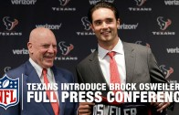 """Brock Osweiler says """"Texans on cusp of being great"""""""