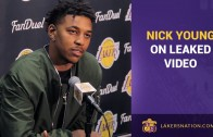 Nick Young speaks on D'Angelo Russell leaked video of him