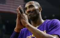 Kobe Bryant's final farewell to Lakers fans
