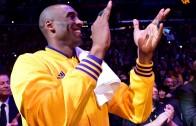 Magic Johnson & NBA legends pay tribute to Kobe Bryant