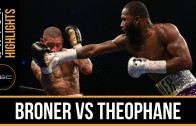 Adrien Broner knocks out Ashley Theophane by TKO