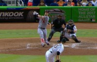 Bryce Harper continues his daily home run routine with a grand slam