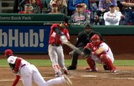 Daily Routine: Bryce Harper goes deep yet again